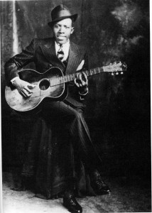 "ROBERT JOHNSON  - ""King of Delta Blues"""